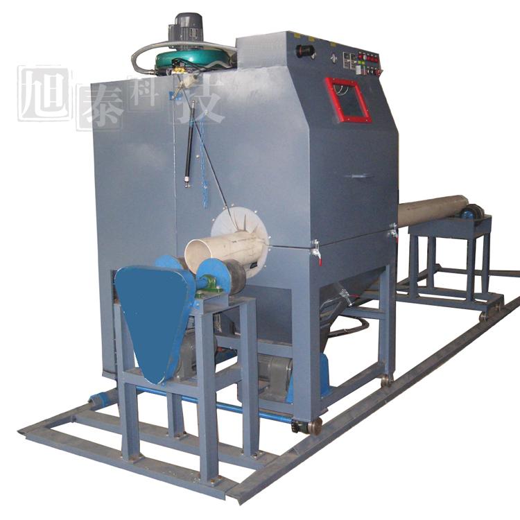RZ-移动式圆管自动喷砂机